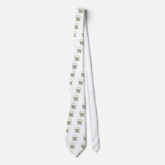 Esté en el jardín corbatas personalizadas