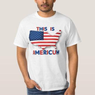 Éste es AMERICUH Camisas