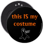 """""""éste ES botón de mi traje"""" con el fantasma Pin"""