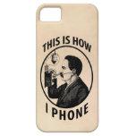 Éste es cómo llamo por teléfono iPhone 5 Case-Mate protectores
