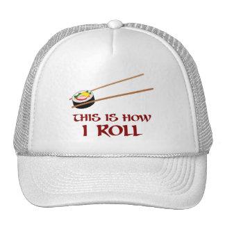 Éste es cómo rollo de sushi de I Gorras De Camionero