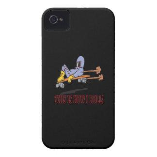 Éste es cómo ruedo 3 Case-Mate iPhone 4 protectores