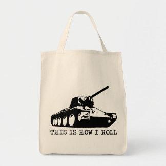 Éste es cómo ruedo - el tanque