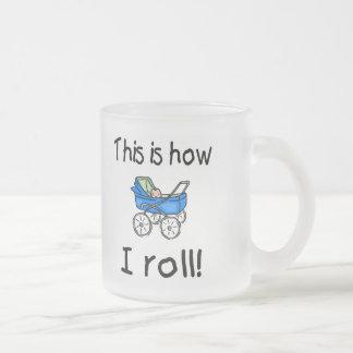 Éste es cómo ruedo taza