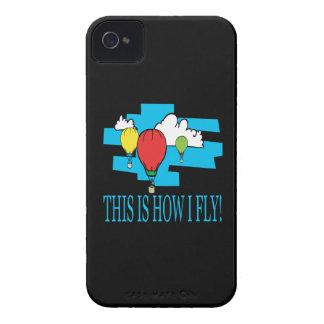 Éste es cómo vuelo iPhone 4 Case-Mate carcasa