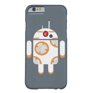 Éste es el androide que usted está buscando funda barely there iPhone 6