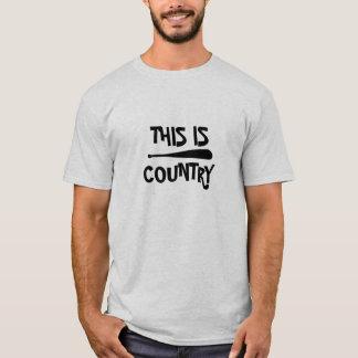 Éste es el país II del palo Playera