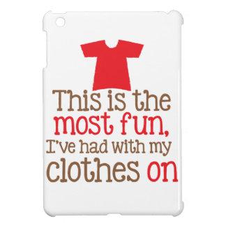 Éste es la mayoría que me he divertido con mi ropa