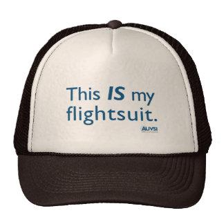 ¡Éste ES mi flightsuit! Gorro De Camionero