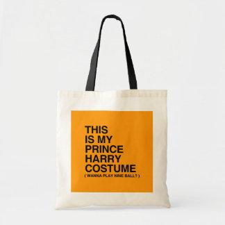 ÉSTE ES MI PRÍNCIPE HARRY COSTUME - Halloween - Bolsa De Mano