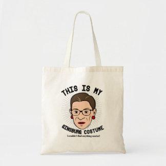 Éste es mi traje de Ruth Bader Ginsburg - couldn