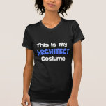 Éste es mi traje del arquitecto camisetas