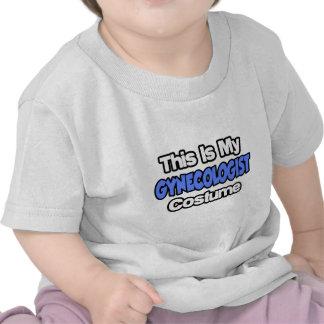 Éste es mi traje del ginecólogo camiseta