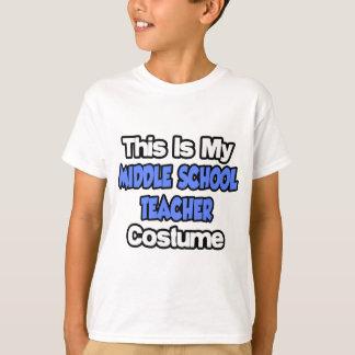 Éste es mi traje del profesor de escuela playera