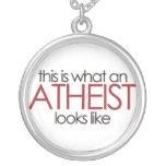 Éste es un qué ateo parece joyeria personalizada