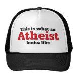 Éste es un qué ateo parece gorro