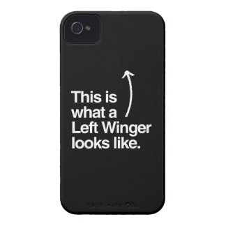 ÉSTE ES un QUÉ EXTREMO IZQUIERDO MIRA LIKE.png Case-Mate iPhone 4 Carcasa
