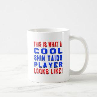 Éste es un qué jugador fresco de Shin Taido parece Taza De Café