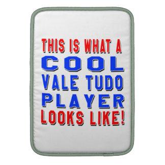 Éste es un qué jugador fresco de Tudo del valle Funda MacBook