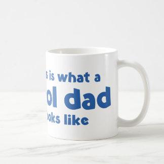 Éste es un qué papá fresco parece taza clásica
