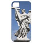 Éste es una de las estatuas del ángel del famoso iPhone 5 carcasa