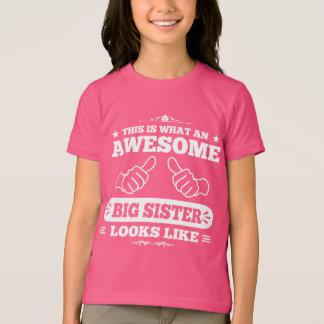 Éste es una qué hermana grande impresionante poleras