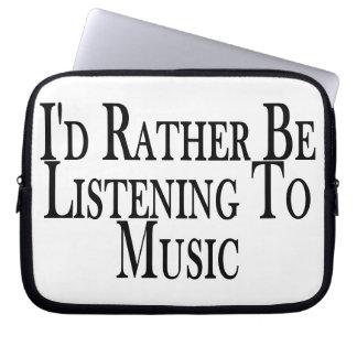 Esté escuchando bastante la música mangas portátiles