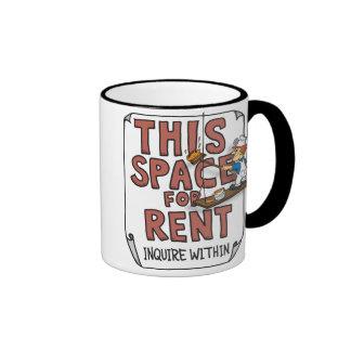 Este espacio para la taza del alquiler