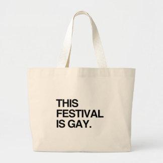 Este festival es gay bolsa