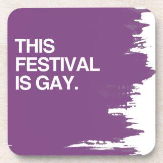 Este festival es gay posavaso