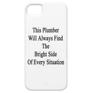 Este fontanero encontrará siempre la parte iPhone 5 fundas