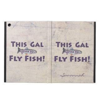 ¡Este galón ama volar pescados! Pesca con mosca de