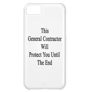 Este general Contractor Will Protect You hasta