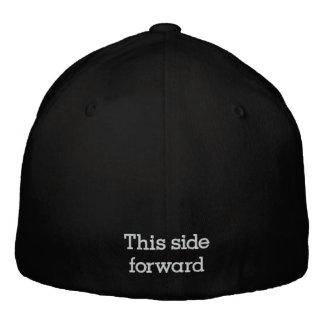 Este gorra delantero lateral gorra de beisbol