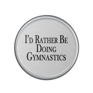 Esté haciendo bastante la gimnasia altavoz con bluetooth