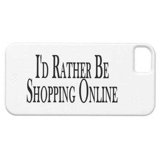Esté haciendo compras bastante en línea iPhone 5 coberturas