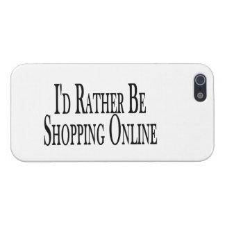 Esté haciendo compras bastante en línea iPhone 5 cobertura