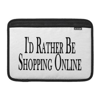 Esté haciendo compras bastante en línea funda  MacBook