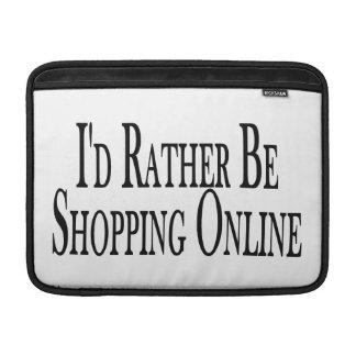 Esté haciendo compras bastante en línea funda macbook air