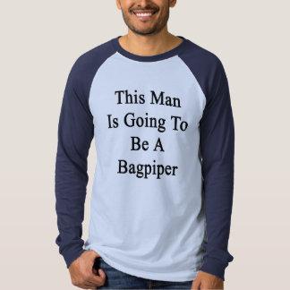 Este hombre va a ser gaitero camisas