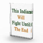 Este indio luchará hasta el extremo