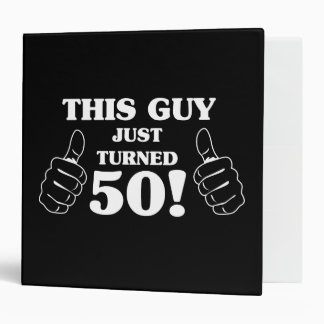¡Este individuo acaba de dar vuelta a 50!