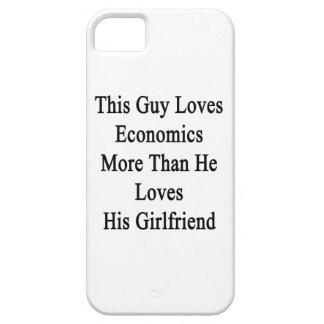 Este individuo ama la economía más que él ama su iPhone 5 cobertura