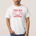 Este individuo ama navidad polera