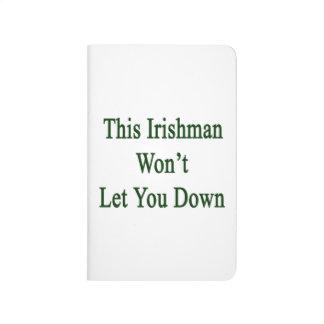 Este irlandés no le dejará abajo cuadernos