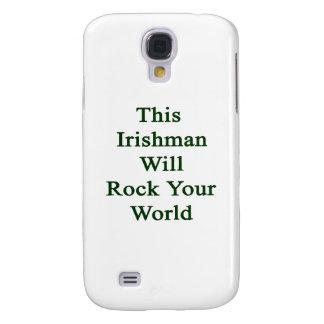 Este irlandés oscilará su mundo