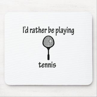 Esté jugando bastante a tenis tapete de ratones