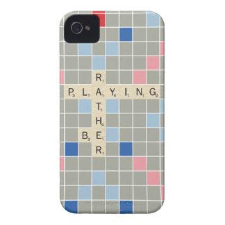 Esté jugando bastante carcasa para iPhone 4 de Case-Mate