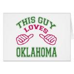 Este los individuos aman Oklahoma Felicitacion
