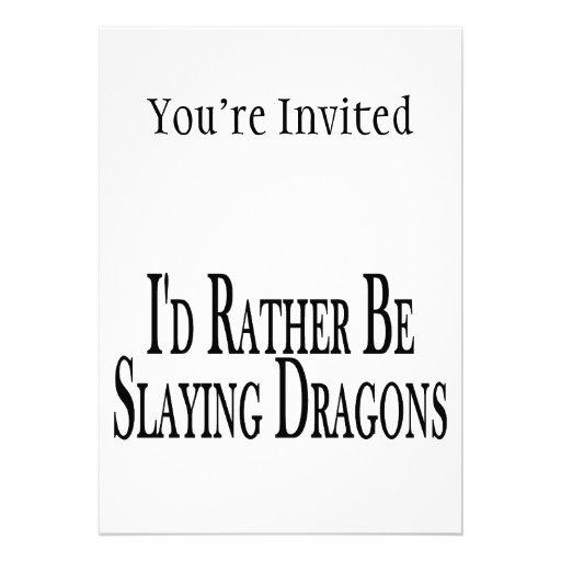 Esté matando bastante dragones comunicados